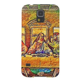 PopArt da Vinci Galaxy S5 Cover