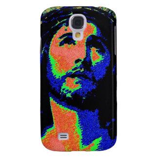 PopArt Jesus 2 Galaxy S4 Cover