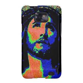 PopArt Jesus 2 Galaxy S2 Cover