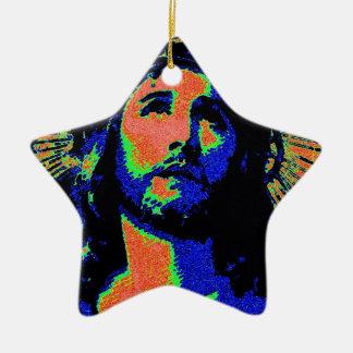 PopArt Jesus 2 Ornament