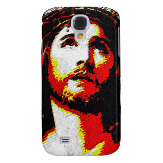 PopArt Jesus Galaxy S4 Cover