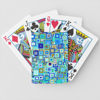 Popart sample bicycle playing cards