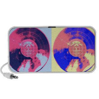 Popart Speaker Cover Vintage Retro