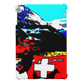 PopArt Switzerland Cover For The iPad Mini