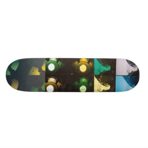 PopCamBoard. Skate Board Deck
