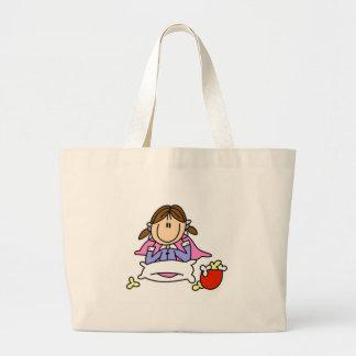Popcorn And Pajamas Bag