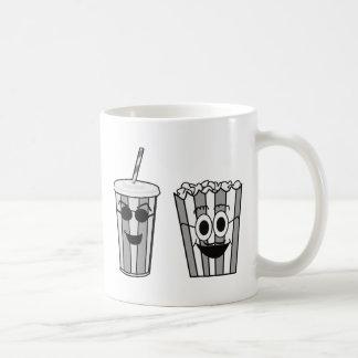 popcorn and soda coffee mug