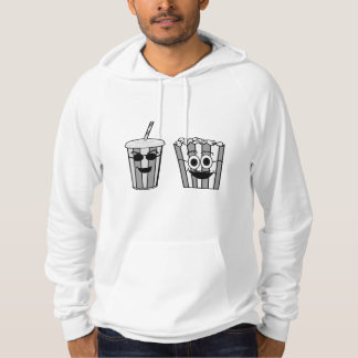 popcorn and soda hoodie