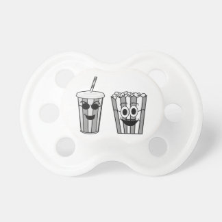 popcorn and soda pacifier