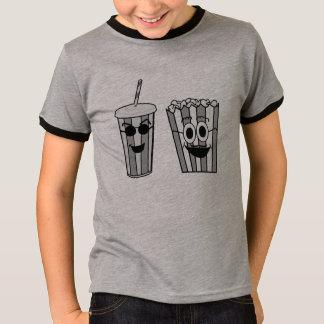 popcorn and soda T-Shirt