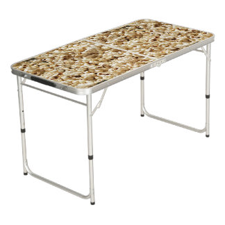 POPCORN BEER PONG TABLE