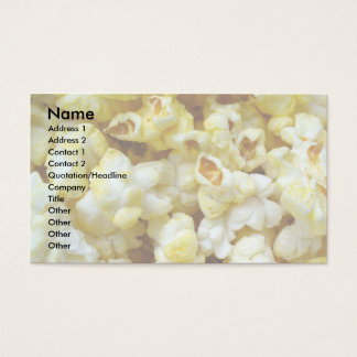 Popcorn Business Cards 01