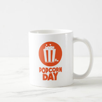 Popcorn Day - Appreciation Day Coffee Mug