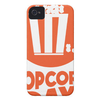 Popcorn Day - Appreciation Day iPhone 4 Case