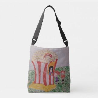 Popcorn Daze Crossbody Bag