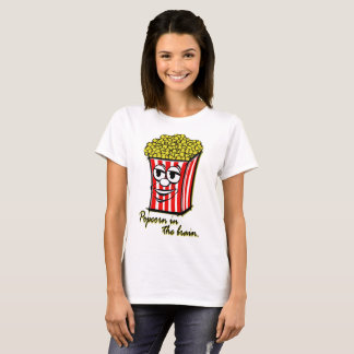 Popcorn In The Brain Ramirez T-Shirt
