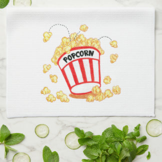 Popcorn - Kitchen Towel