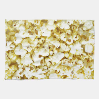 Popcorn Madness Kitchen Towel