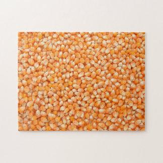 Popcorn maize jigsaw puzzle