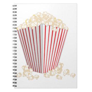 Popcorn Notebook