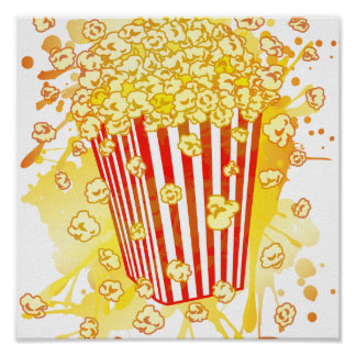 POPCORN_PARTY POSTER