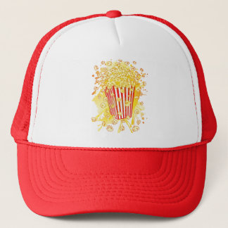 POPCORN_PARTY TRUCKER HAT