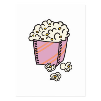 popcorn post cards