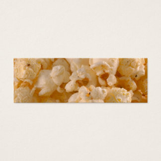 Popcorn Profile Card