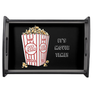 Popcorn Serving Tray
