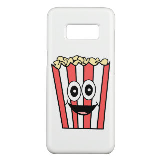 popcorn smiling Case-Mate samsung galaxy s8 case