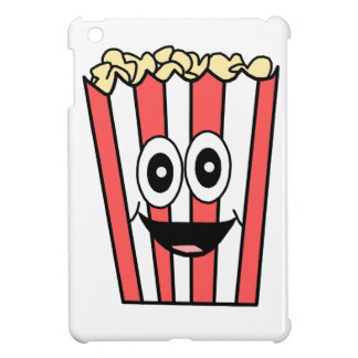 popcorn smiling iPad mini case