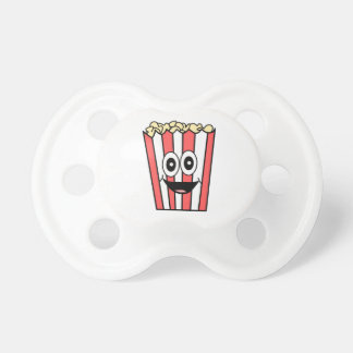 popcorn smiling pacifier