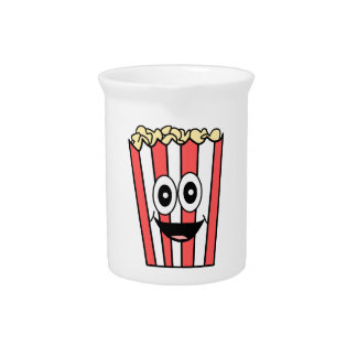 popcorn smiling pitcher