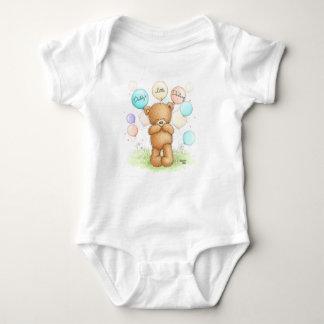 Popcorn the Bear - Daddy's Little Darling Bodysuit