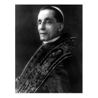 Pope Benedict XV Postcard