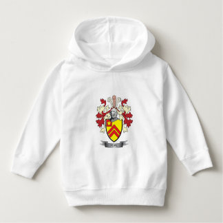 Pope Family Crest Coat of Arms Hoodie