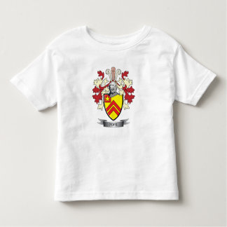 Pope Family Crest Coat of Arms Toddler T-shirt