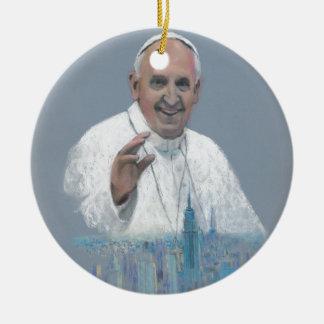 13+ Pope Francis Ceramic Christmas Ornaments | Zazzle.ca