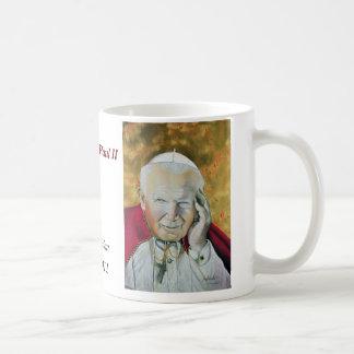 Pope John Paul II Coffee Mug