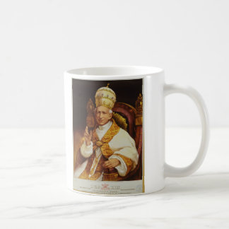 Pope Leo XIII Vincenzo Gioacchino Luigi Pecci Coffee Mug