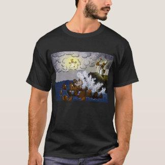 Pope Walrus Fresco T-Shirt
