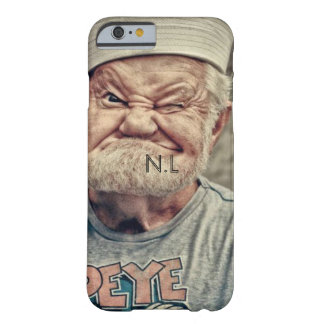 Popeye hull by N.L Barely There iPhone 6 Case