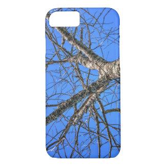 Poplar Tree Crown iPhone 7 Case
