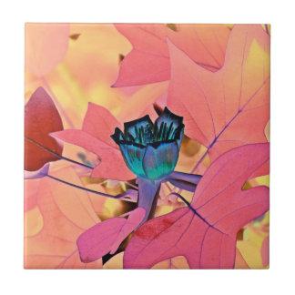 Poplar Tree Tulip Tile
