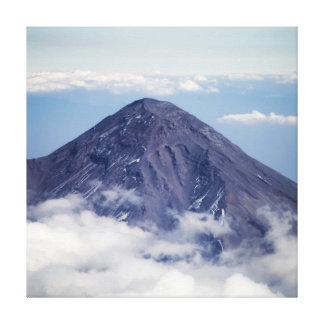 Popocatépetl volcano, Mexico Canvas Print