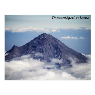 Popocatépetl volcano, Mexico Postcard