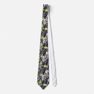 Popova's art tie