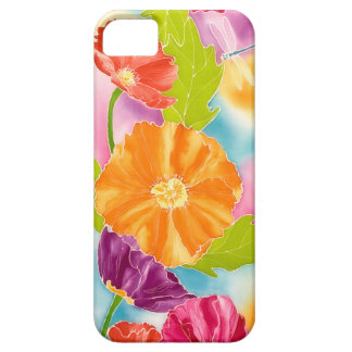 Poppies Case For The iPhone 5