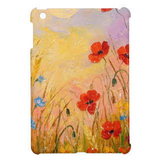Poppies Cover For The iPad Mini
