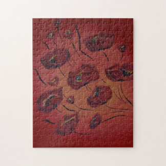 poppies jigsaw puzzle